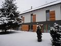 Chata Kamienky v zime